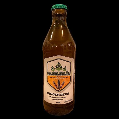 Ginger Beer (Ingwer Bier)