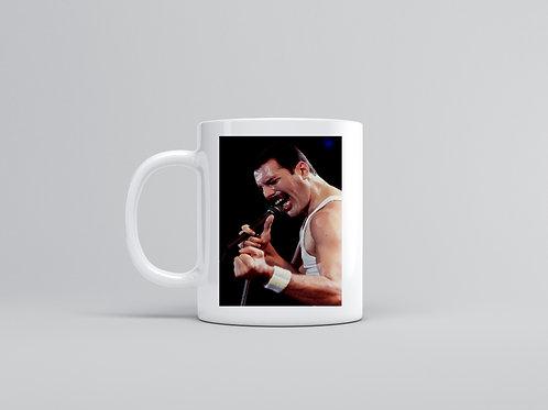 Freddie Mug Singing