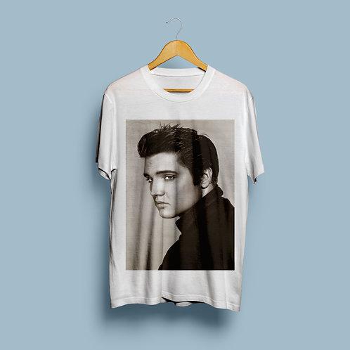 Elvis T-Shirt Pose