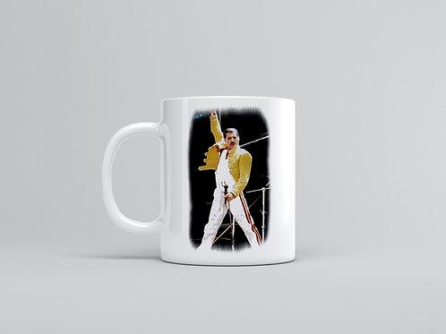 Freddie Mug Pose