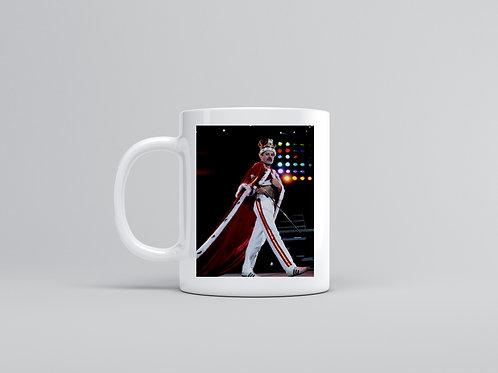 Freddie Mug Queen