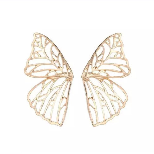 Hollow Butterfly Earrings