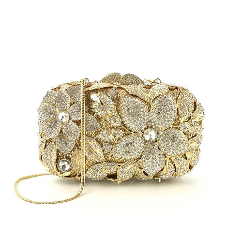 Luxury Stone Clutch Bag