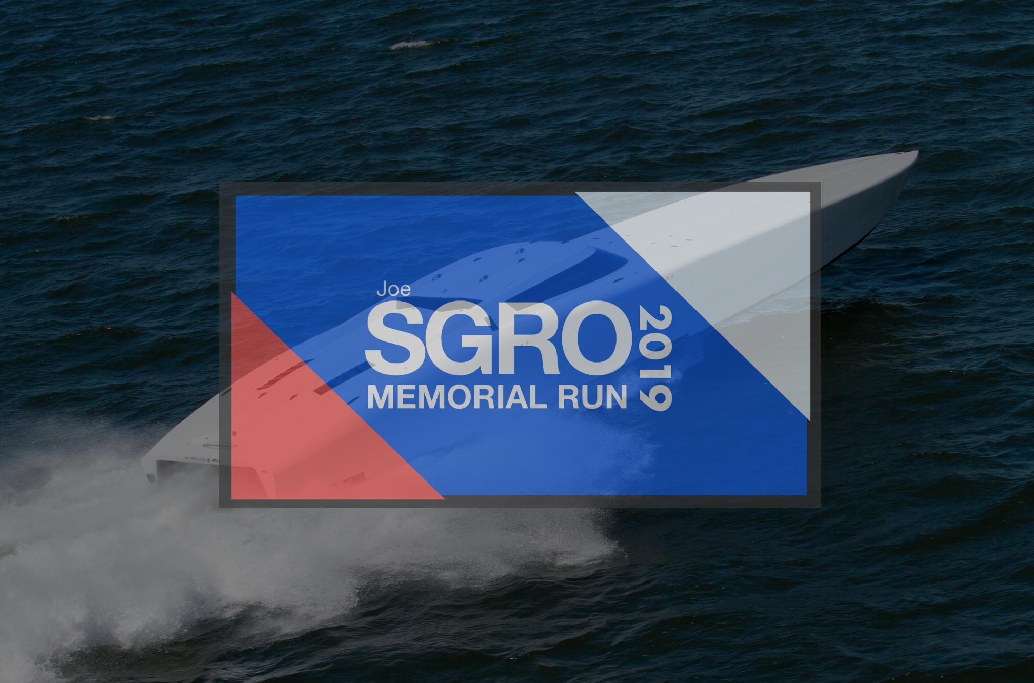 SGRO Memorial Run 2019