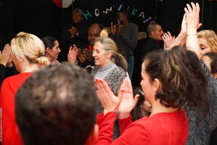 """Réveillon festif solidaire """"SHOW'LIDAIRE 2019"""" 23 12 2019"""