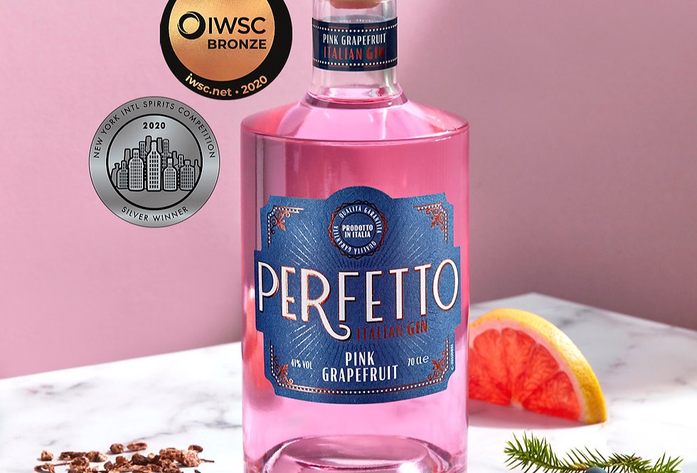 Perfetto Pink Grapefruit 70cl