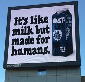 The marketing genius of Oatly