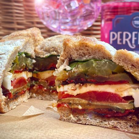 Italian Sandwich Loaf