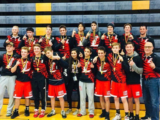 Linden Wrestling Wins 3rd Tournament of the Year!