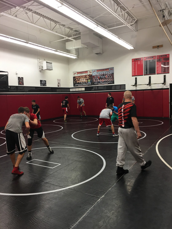 Linden High School Wrestling; New Culture, Big Changes!