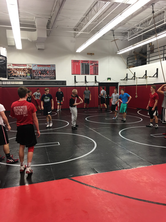 Linden High School Wrestling dawns in a New Era!