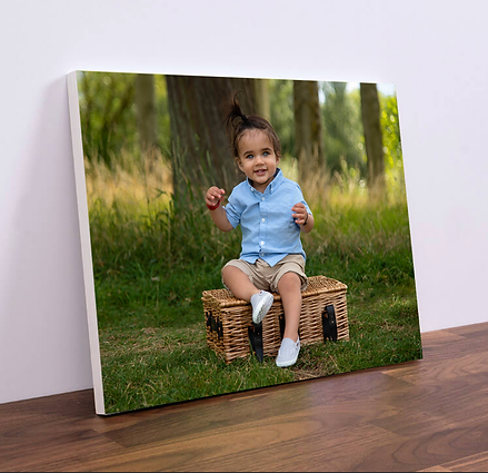 stace photography canvas