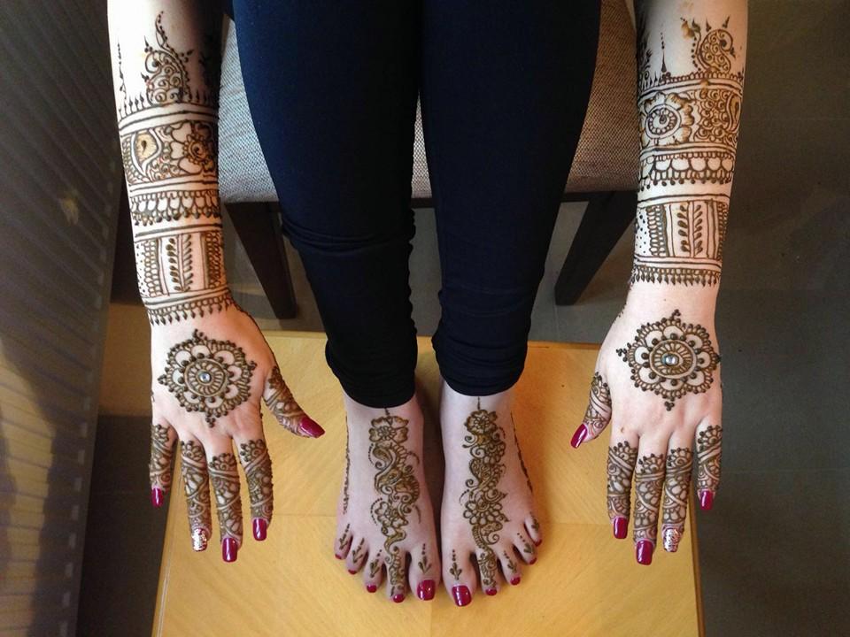 Bridal Indian Chakra