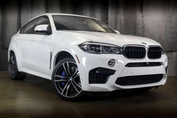 2016 BMW X6M