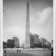 Obelisco, 1937