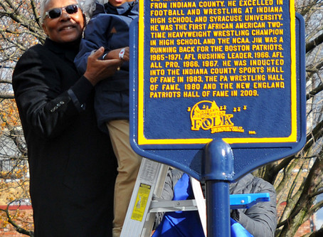 An Iconic Athlete From Indiana Memorialized Forever By Community