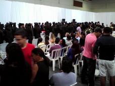 FORMATURA DO ENSINO MÉDIO ACONTECEU COM MUITA PARTICIPAÇÃO E BRILHANTISMO