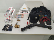 POLÍCIA MILITAR CHEGA EM PLENO ASSALTO E AUTORES SÃO PRESOS EM FLAGRANTE EM SERRA DO SALITRE - MG