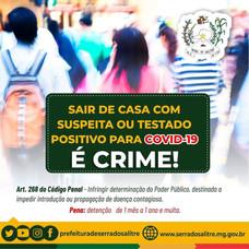 NOVO DECRETO  DEVERÁ TRAZER  FLEXIBILIZAÇÃO PARCIAL EM SERRA DO SALITRE – MG