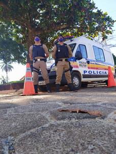 MEGA OPERAÇÃO ALFERES COMEMORA 245 ANOS DA POLÍCIA MILITAR DE MG