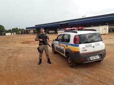 CRIMES NA ÁREA RURAL DE SERRA DO SALITRE ESTÃO NA MIRA DA OPERAÇÃO CAMPO SEGURO DA POLÍCIA MILITAR