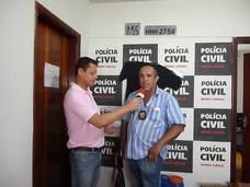 POLÍCIA CIVIL INVESTIGA POSSÍVEL ASSASSINATO DE FAZENDEIRO  EM SERRA DO SALITRE/ MG