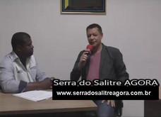 CONCLUÍDA A REFORMA DA ÁREA FÍSICA DA CÂMARA MUNICIPAL DE SERRA DO SALITRE