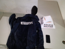 ALARME DE LOJA DISPARA E POLÍCIA PRENDE AUTORES DE FURTO EM SERRA DO SALITRE