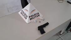 NATURAL DA CIDADE DE PORTEIRINHA  FOI PRESO HOJE  NA BATIDA POLICIAL EM CATIARA