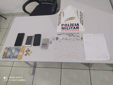 MUDARAM PARA SERRA DO SALITRE E CAÍRAM  NAS MÃOS DA POLÍCIA MILITAR