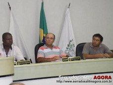 CÂMARA DE VEREADORES APROVAM CONVÊNIO PARA CONSTRUÇÃO DE 86 CASAS EM SERRA DO SALITRE