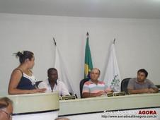 AGENTES DE SAÚDE  VÃO Á CÂMARA MUNICIPAL DISCUTIR APROVAÇÃO DE INSALUBRIDADE