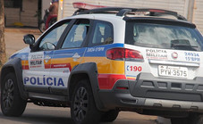 ESTRATÉGIA POLICIAL PRENDE EM FLAGRANTE O2 LADRÕES DE PEIXES NO MUNICÍPIO DE SERRA DO SALITRE - MG