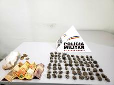 DENÚNCIA E MONITORAMENTO POLICIAL CULMINA EM PRISÃO DE AUTORES EM SERRA DO SALITRE
