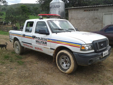 Resposta rápida da PM de Serra do Salitre diante de furtos nas fazendas da região.