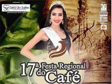 PROGRAMAÇÃO DAS COMEMORAÇÕES DO 60º ANIVERSÁRIO DE SERRA DO SALITRE E 17ª FESTA REGIONAL DO CAFÉ