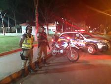POLÍCIA MILITAR DE SERRA DO SALITRE REALIZA OPERAÇÃO NATALINA