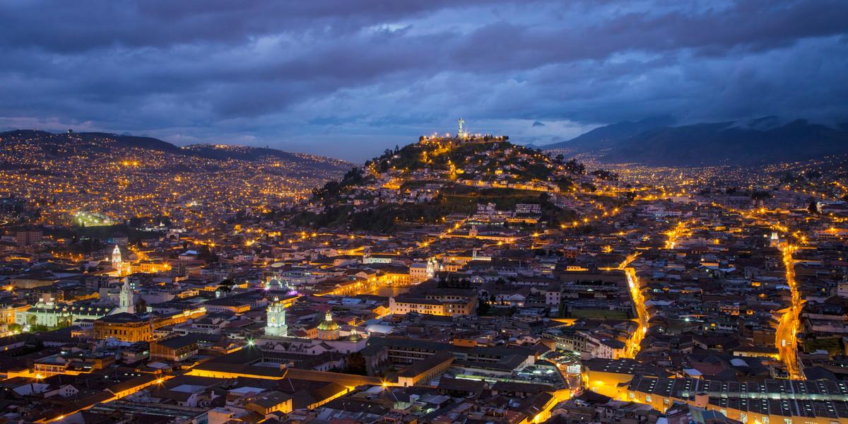 2016 Ecuador Trip - Quito III