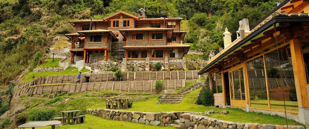 2016 Ecuador Trip - Hacienda Rumiloma