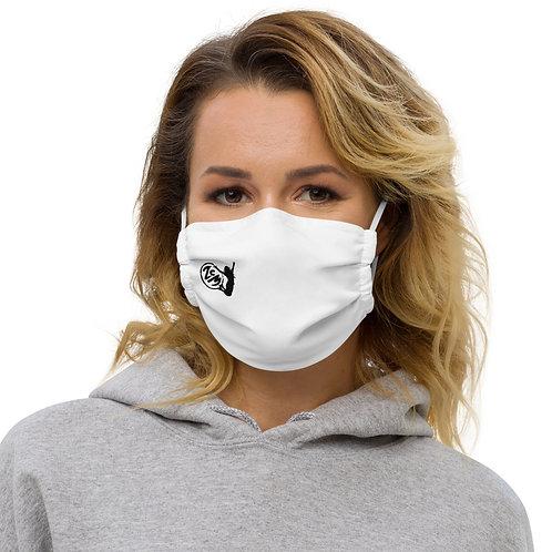 Face mask / White
