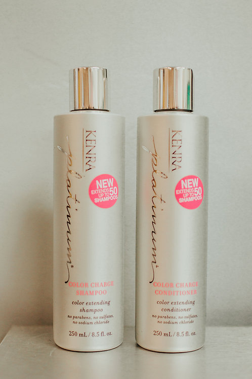 Color Charge Shampoo and Conditioner Set