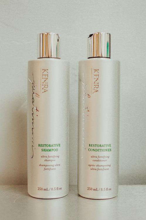 Restorative Shampoo and Conditioner Set