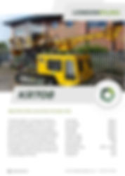 Klemm 708 Specification Sheet Thumbnail