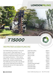 T15000 Specification Sheet Thumbnail