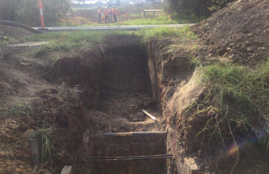 Underboring Sewer 5