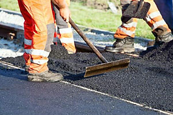 Asphalt Reinstatement or any reinstatement work after the hdd services to offer an end to end service