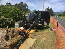 Horizontal Directional Drilling Services in Melbourne. Also known as HDD services