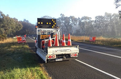 In conjunction with our excavation services S&Z Australia are able to offer a full suite of Traffic management services to ensure end to end management of all works for an efficient and high quality outcome