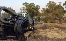 Underboring Sewer 6