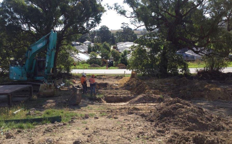 Underboring Sewer 2